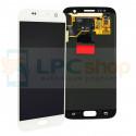 Дисплей для Samsung Galaxy S7 G930F в сборе с тачскрином Белый - Оригинал