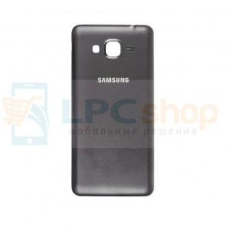Крышка(задняя) Samsung Galaxy Grand Prime VE G531H Серый