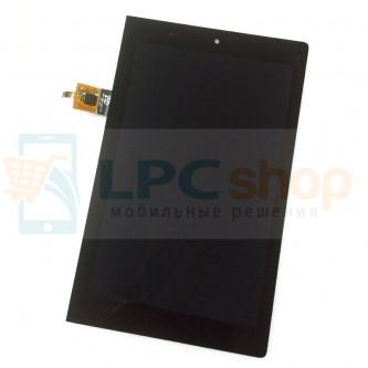 Дисплей для Lenovo Yoga Tablet 2 8 830L в сборе с тачскрином Черный