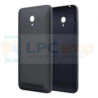 Крышка(задняя) Asus ZC500TG (ZenFone Go) Черный