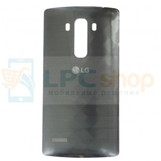 Крышка(задняя) LG G4s H736 Серебро