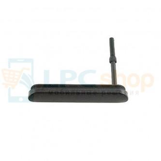 Заглушка для SIM Sony Xperia M4 ( E2303 ) Черный