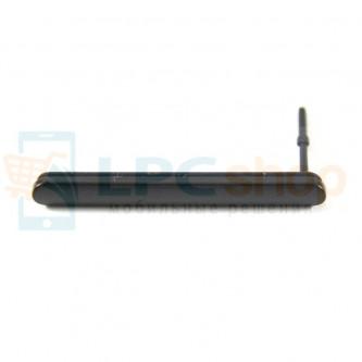 Заглушка для SIM Sony Xperia M4 Aqua Dual ( E2312 ) Черный