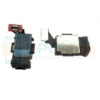Шлейф Sony Xperia M4 Aqua ( E2303/E2312/E2333 ) на разъем гарнитуры