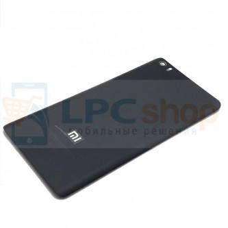 Крышка(задняя) Xiaomi Mi Note/Mi Note Pro Чёрная