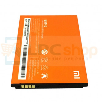Аккумулятор для Xiaomi BM45 ( Note 2 ) без упаковки