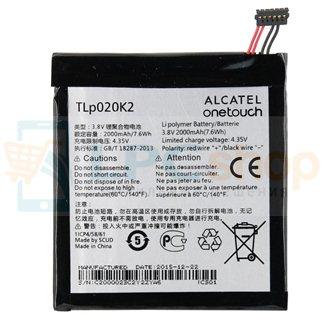 Аккумулятор для Alcatel TLp020K2 ( OT-6039Y ) без упаковки