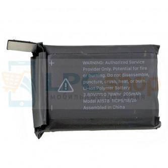 Аккумулятор для Apple Watch 38мм без упаковки
