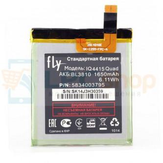 Аккумулятор для Fly BL3810 ( IQ4415/Quad Era Style 3 )