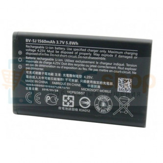 Аккумулятор для Microsoft BV-5J ( 435 / 435 Dual / 532 / 532 Dual ) без упаковки
