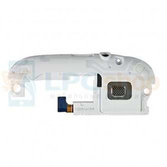 Динамик полифонический Samsung Galaxy S3 i9300 / S3 Duos i9300I в сборе антенна / разъем гарнитуры Белый