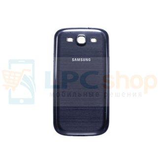 Крышка(задняя) Samsung Galaxy S3 i9300 Синяя