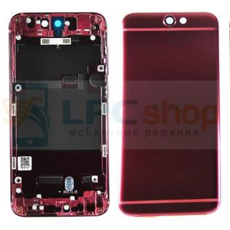 Крышка(задняя) HTC One A9 Красная