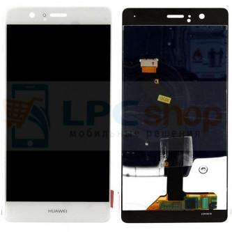 Дисплей для Huawei P9 Lite в сборе с тачскрином Белый