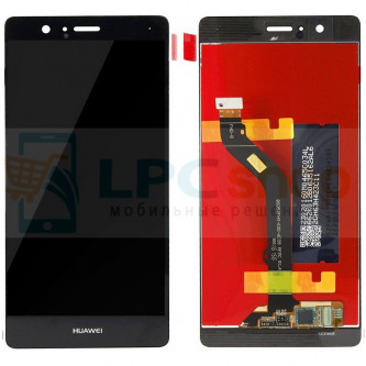 Дисплей для Huawei P9 Lite в сборе с тачскрином Черный