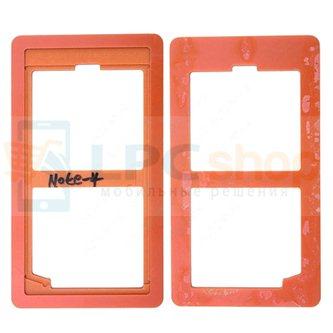 Матрица для сборки дисплейного модуля Samsung Galaxy Note 4 N910C