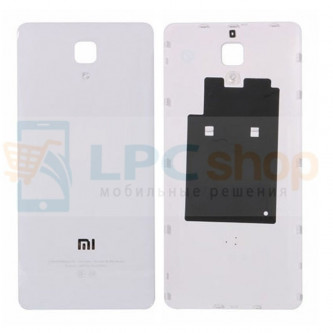 Крышка(задняя) Xiaomi Mi4 Белая