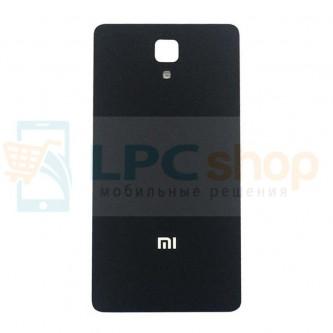 Крышка(задняя) Xiaomi Mi4 Чёрная