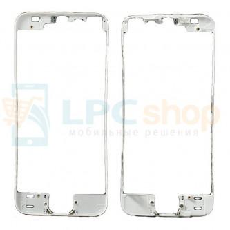 Рамка дисплея для iPhone 5S / SE Белая