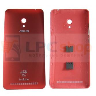 Крышка(задняя) ASUS Zenfone 6 A600CG Красная