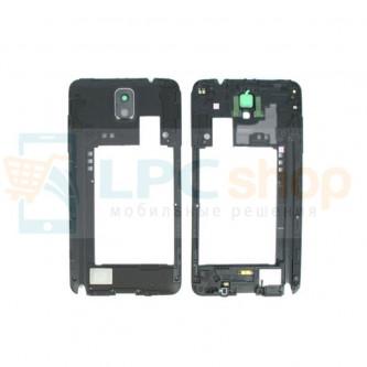 Динамик полифонический Samsung Galaxy Note 3 N9000 / LTE N9005 в сборе с антенной Черный