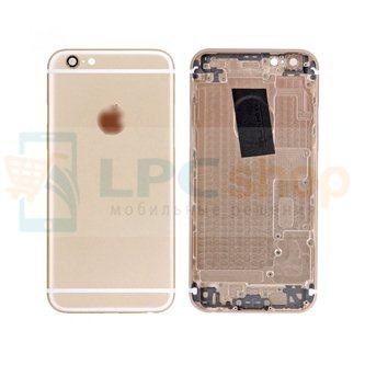Корпус iPhone 6S Золото - Оригинал