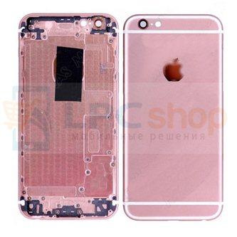 Корпус iPhone 6S Розовое Золото - Оригинал