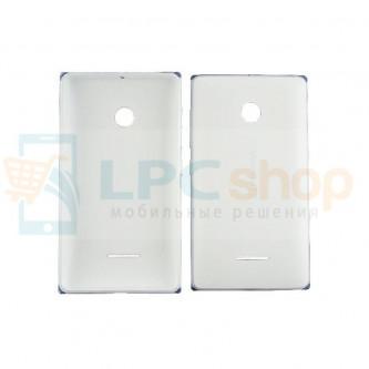 Крышка(задняя) Microsoft 435 Dual (RM-1069)  Белый