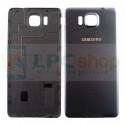 Крышка(задняя) Samsung Galaxy Alpha G850F Чёрная