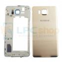 Корпус Samsung Galaxy Alpha G850F Золото