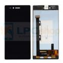 Дисплей Lenovo Vibe Shot Z90 в сборе с тачскрином Черный