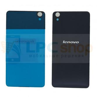Крышка(задняя) Lenovo S850 Чёрный - AAA