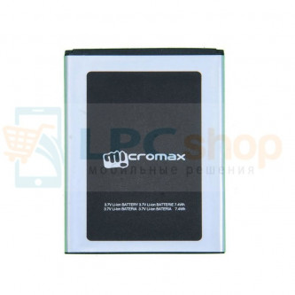 Аккумулятор для Micromax A106 ( A106 Canvas Viva/Unite 2 ) без упаковки