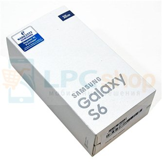 Коробка для Samsung G920 Galaxy S6 Черная