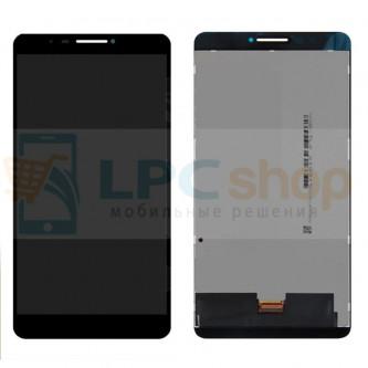 Дисплей для Lenovo Phab Plus (PB1-770) в сборе с тачскрином Черный