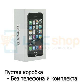 Коробка для iPhone 5S Черная