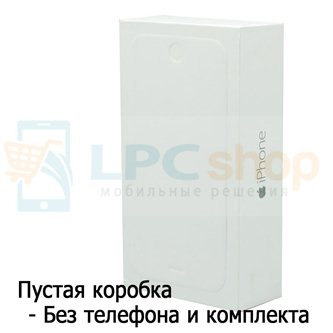 Коробка для iPhone 6 Plus Белая