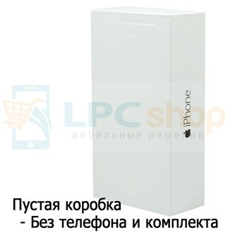 Коробка для iPhone 6 Plus Черная