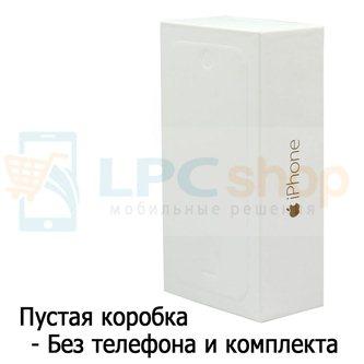 Коробка для iPhone 6 Золотая