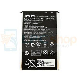 Аккумулятор для Asus C11P1501 ( ZE550KL/ZE601KL/Zenfone 2 Lazer/ZD551KL/ZenFone Selfie ) тех. упак.