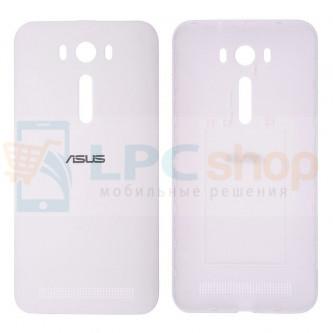 Крышка(задняя) Asus ZE550KL (ZenFone 2 Laser) Белая