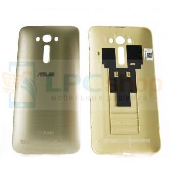 Крышка(задняя) Asus ZE550KL (ZenFone 2 Laser) Золотая