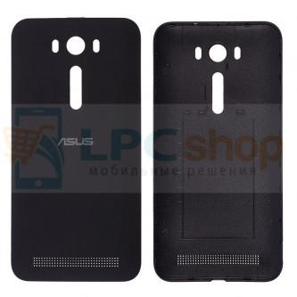 Крышка(задняя) Asus ZE550KL (ZenFone 2 Laser) Чёрная