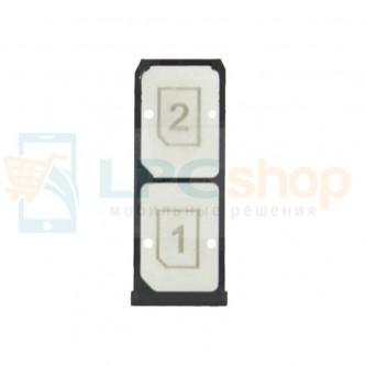 Лоток SIM Sony E6533 (Z3+ Dual)
