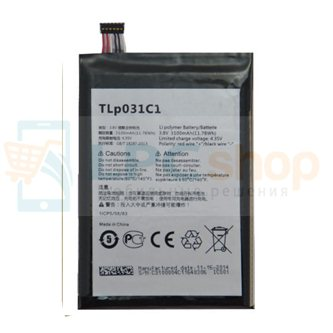 Аккумулятор для Alcatel TLp031C1