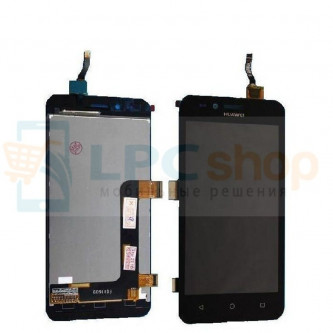 Дисплей для Huawei Y3 II в сборе с тачскрином Черный