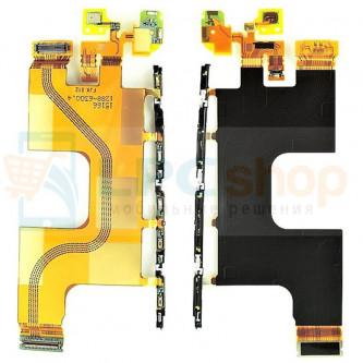 Шлейф Sony Xperia Z3+ E6553 на кнопки громкости / включения / камеру