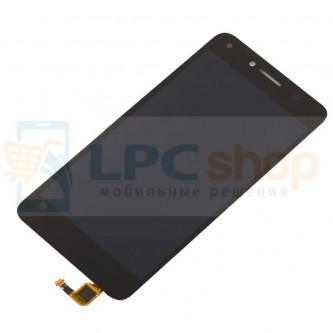 Дисплей для Huawei Y5 II в сборе с тачскрином Черный