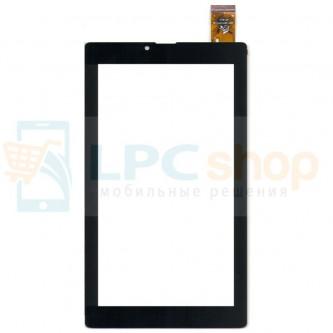 Тачскрин (сенсор) 7.0 дюймов FPC-FC70S706-01 (Digma Optima 7.21 3G TT7021PG) Черный