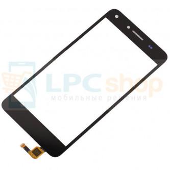 Тачскрин (сенсор) для Huawei Y5 II Черный